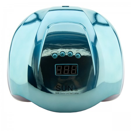 Лампа LEDUV гибрид SUN X 54 Вт (MIRROR BLUE)