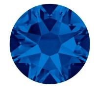 Стразы цветные SWAROVSKI SS5 50 шт Capri-Blue