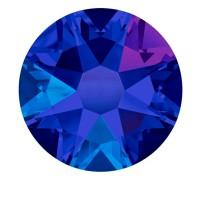 Стразы цветные SWAROVSKI SS5 50 шт Meridian Blue