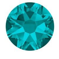 Стразы цветные SWAROVSKI SS5 50 шт Blue Zircon