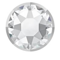Стразы SWAROVSKI завальцованый круг ss 34 1 шт Crystal SR