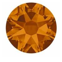 Стразы цветные SWAROVSKI SS3 50 шт Copper
