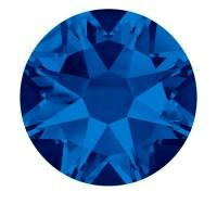 Стразы цветные SWAROVSKI SS10 20 шт Capri Blue