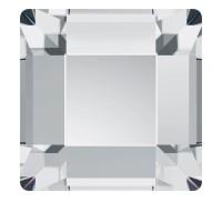 Стразы SWAROVSKI квадрат Crystal 1 шт