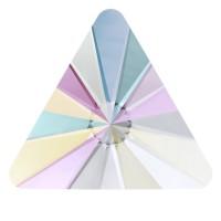 Стразы треугольник SWAROVSKI пирамида 1 шт AB