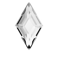 Стразы SWAROVSKI ромб маленький 1 шт Crystal F