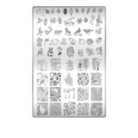Пластина для стемпинга ТАКИ ДА (08 Осень)