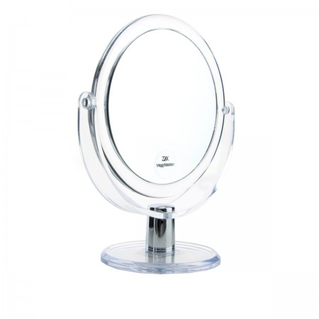 Зеркало двухстороннее TITANIA D-16 см