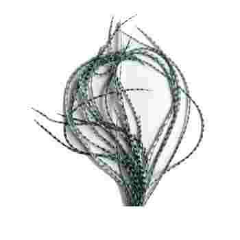 Перо для волос UrbanBird Premium (30-33 см) (Frosen Sky)