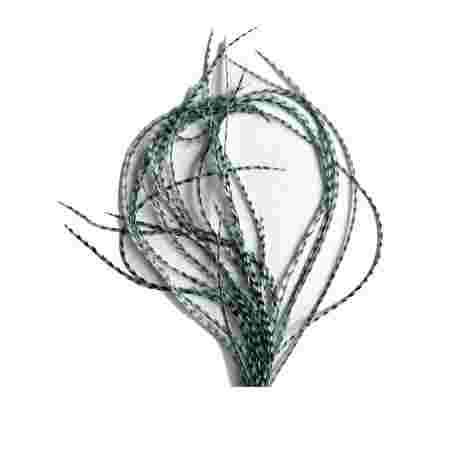 Перо для волос UrbanBird Standart (23-25 см) (Frosen Sky)