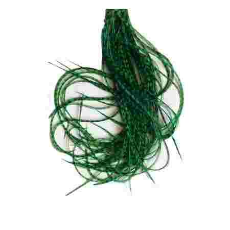 Перо для волос UrbanBird Standart + (26-29 см) (Verde)