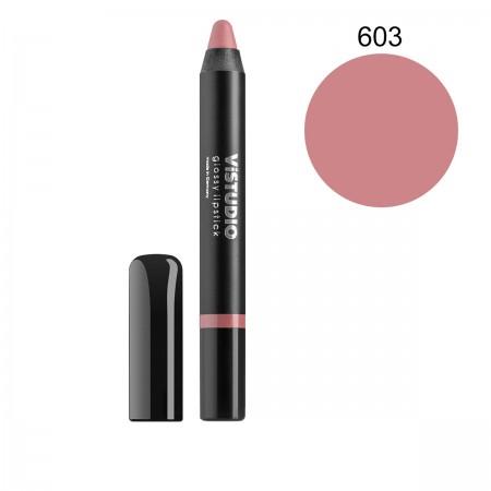 Помада-карандаш ViStudio Glossy Lipstick 603