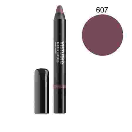Помада-карандаш ViStudio Glossy Lipstick 607