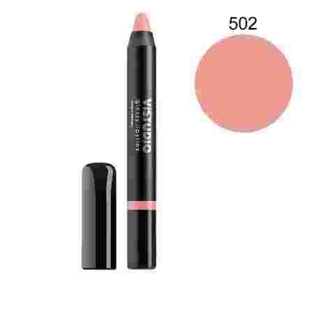 Помада-карандаш ViStudio Glossy Lipstick 502