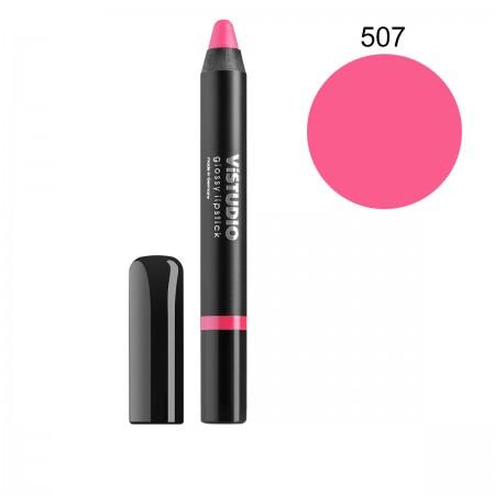 Помада-карандаш ViStudio Glossy Lipstick 507