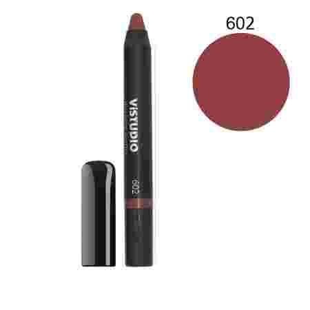 Помада-карандаш ViStudio Glossy Lipstick 602