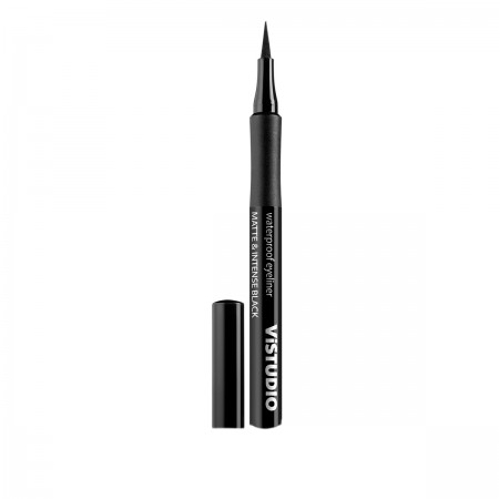 Лайнер ViStudio Eye Liner waterproof Black