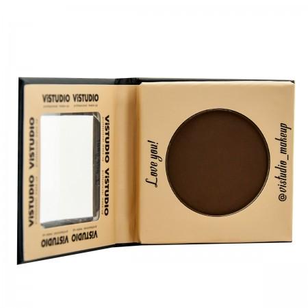 Тени компактные Vistudio Compact eyeshadow (10)