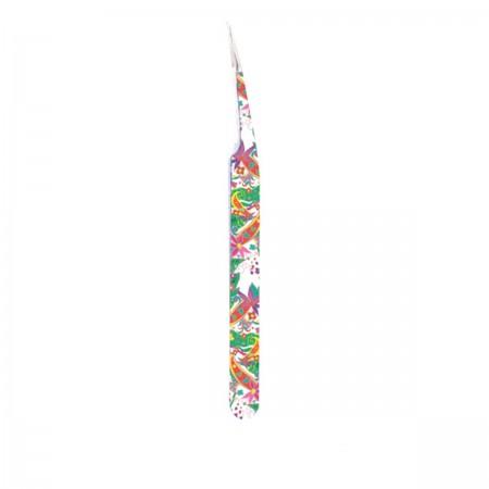 Пинцет Vivienne Fantasy Collection прямой цветной Moschino