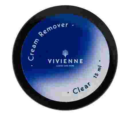 Ремувер Vivienne кремовый прозрачный
