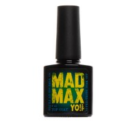 Топ суперстойкий Yo!Nails Mad Max з УФ фильтрами 8 мл