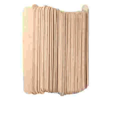Шпатели деревянные одноразовые для депиляции Бьюти-Сервис Delica 100 шт