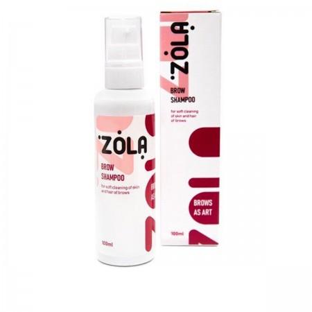 Шампунь для бровей Zola