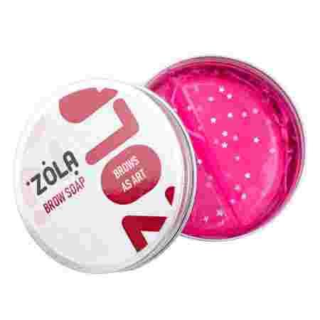 Мыло для бровей Zola для фиксации волосков 50 г