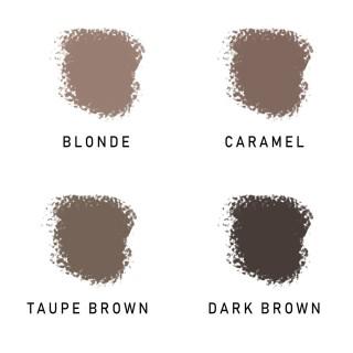 Карандаш пудровый для бровей Zola Powder Brow Pencil 119 г (Dark Brown)