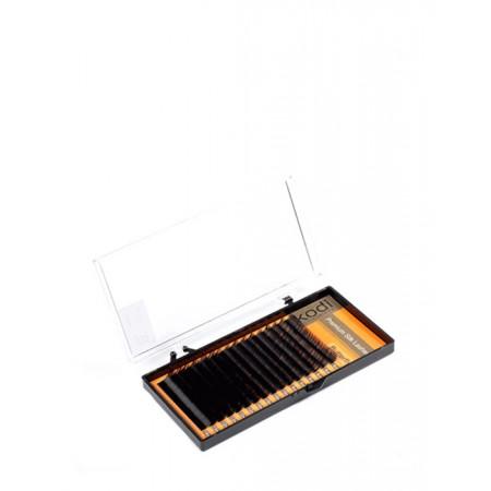 Ресницы KODI Butterfly 16 рядов (0,07*L 9-13 мм)