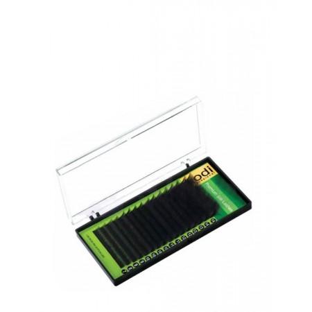 Ресницы KODI Green (0,10*D 8-14 мм)