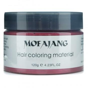 Воск для волос цветной Morgan 120 г (Смелый красный)