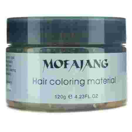 Воск для волос цветной Morgan 120 г (Чистое золото)