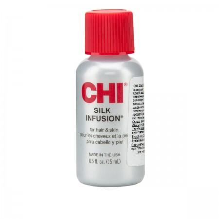 Жидкий шелк натуральный CHI Silk Infusion 15 мл