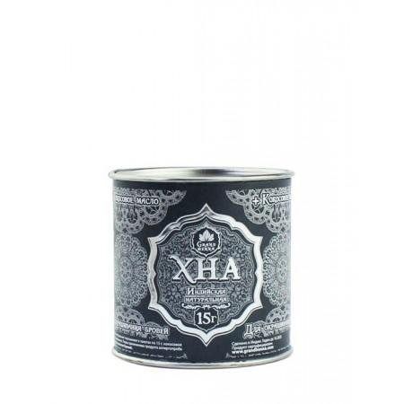 Хна для биотату и бровей Viva Henna черная 15 г