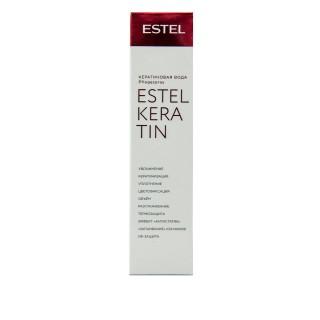 Кератиновая вода для волос Estel 10 в 1 Keratin, 100 мл