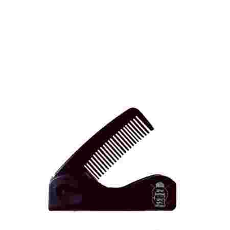 Расческа складная для бороды и усов