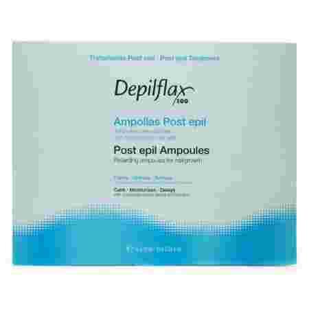 Сыворотка в ампулах для замедления роста волос на теле Depilflax 10*10 мл