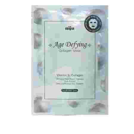 Маска для лица niju Age Defying Collagen Mask 17 мл