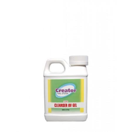 Жидкость для снятия липкого слоя Creator Cleanser 118 мл