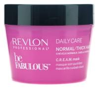 Маска для нормальных волос REVLON BE FABULOUS DAILY NORMAL MASK 200 мл