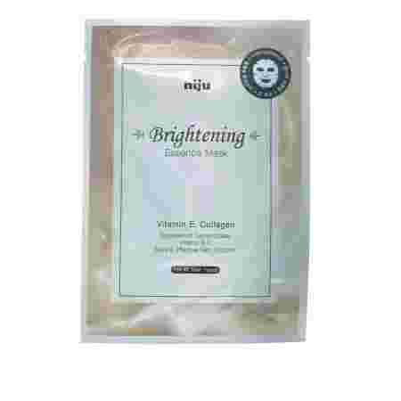 Маска для лица niju Brightening Essence Mask 17 мл