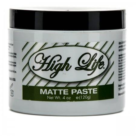 Паста High Life Matte Paste для волос матовая 120 г