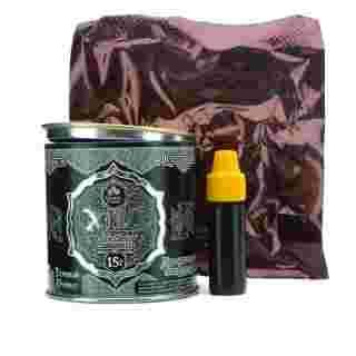 Хна для биотату и бровей Viva Henna темный графит 15 г