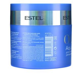 Комфорт-маска Estel OTIUM Aqua для глубокого увлажнения волос, 300 мл