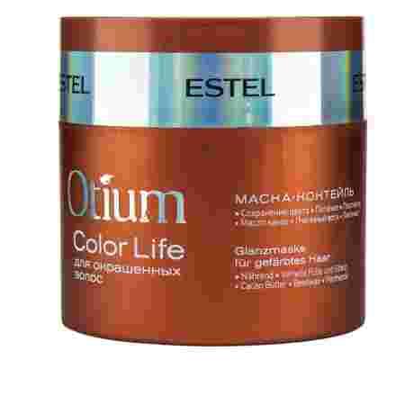 Маска-блеск Estel Otium BLOSSOM для окрашенных волос, 300 мл