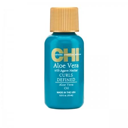 Масло CHI Aloe Vera для сухих, вьющихся волос 15 мл