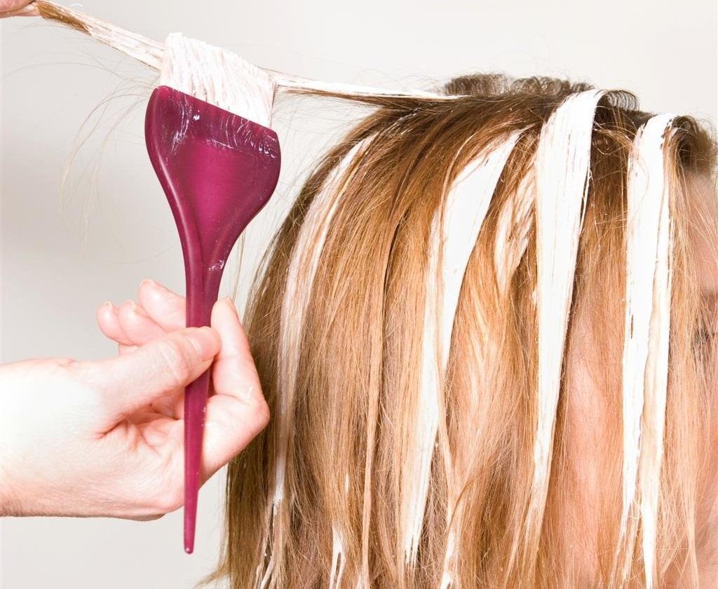 средство для окрашивания корней волос