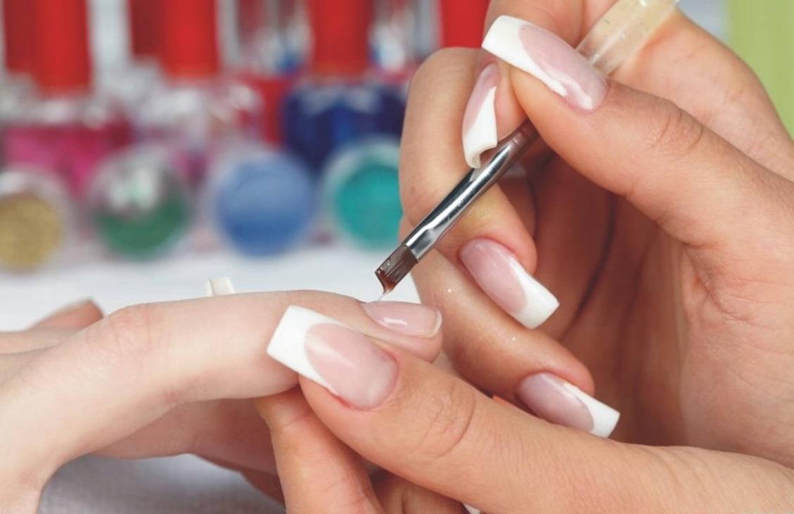 купить материалы для моделирования ногтей